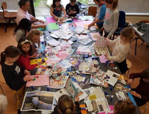 Creatieve kinderen opgelet: De KunstExpeditie start in De Verbeelding